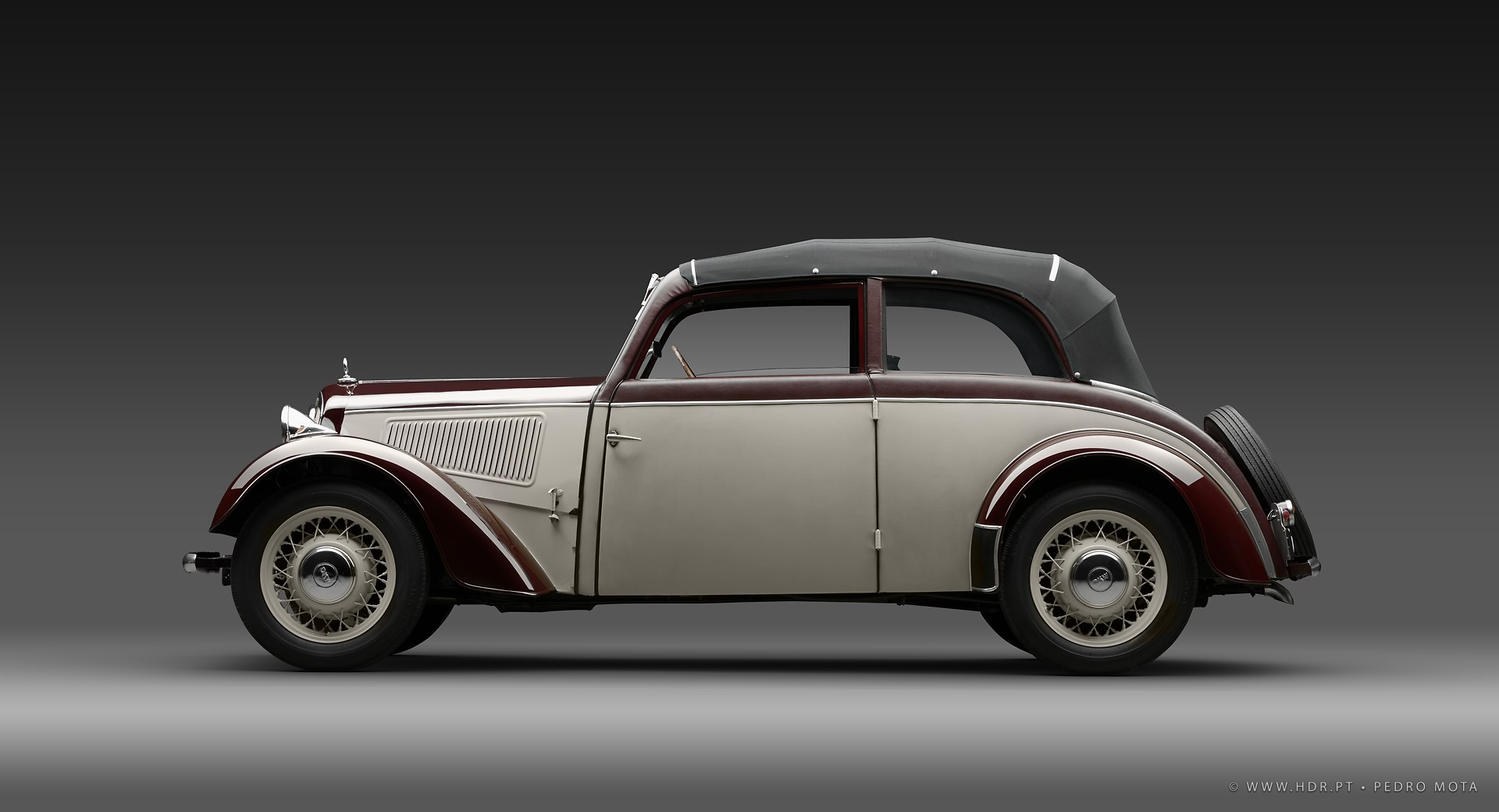 DKW F5 Meisterklasse – Auto Union
