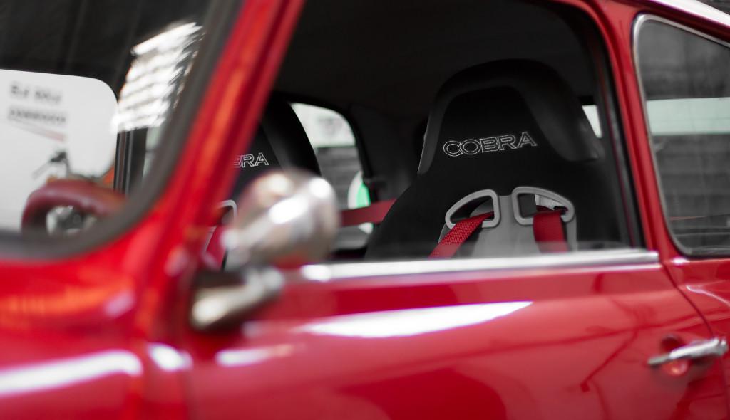 Classic Mini 1000 Red (3)