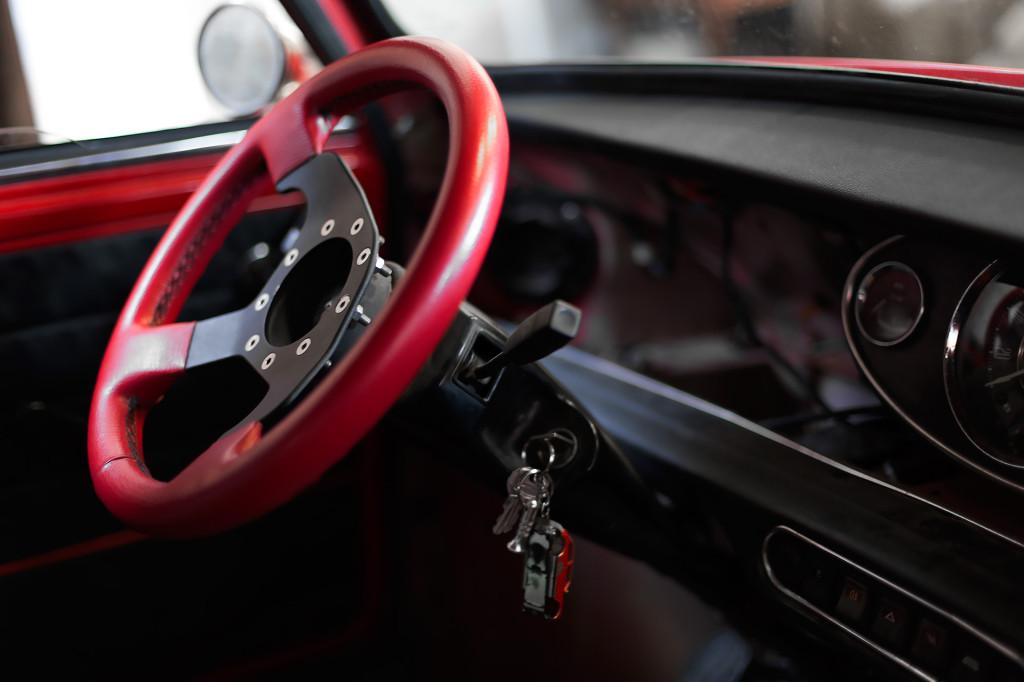 Classic Mini 1000 Red (5)