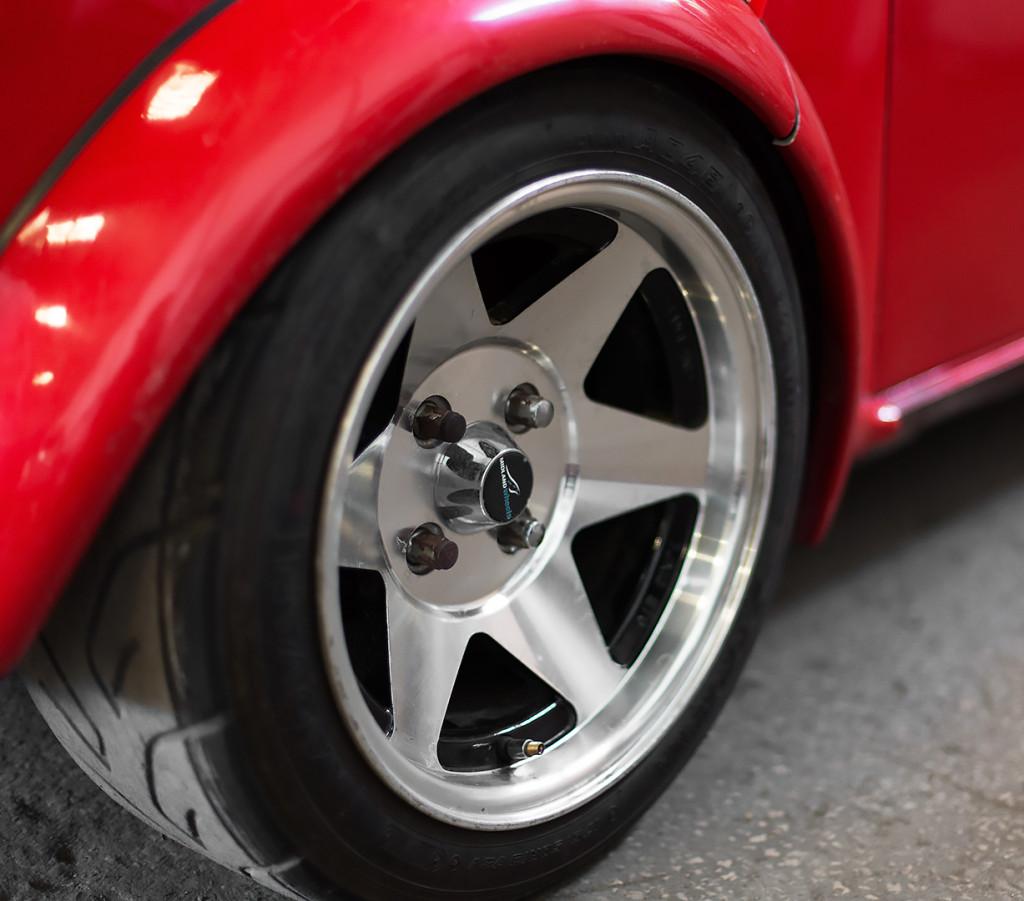Classic Mini 1000 Red (6)
