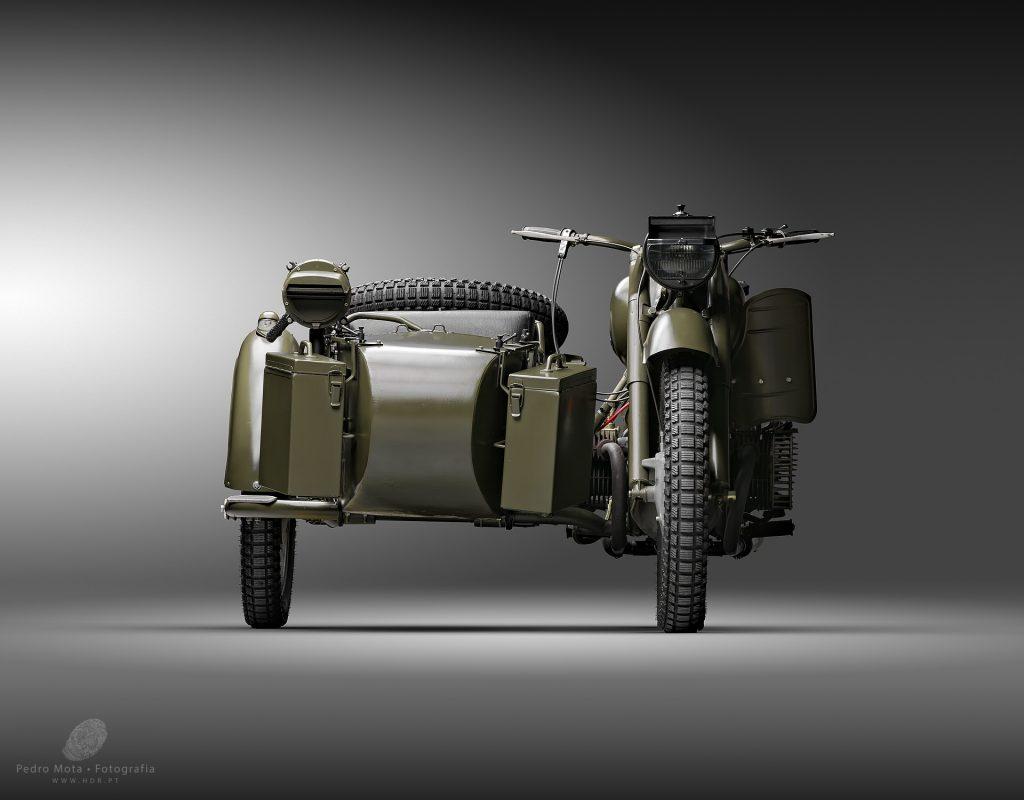 Dnepro k-750 Automotive Photography Pedro Mota