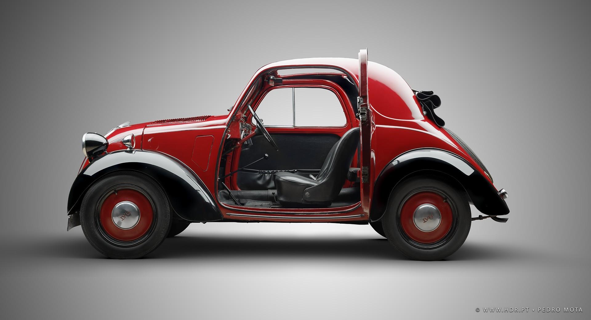 Fiat 500 Topolino (1)