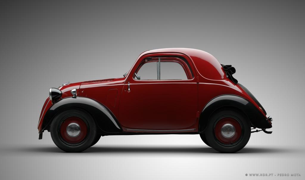 Fiat 500 Topolino (2)