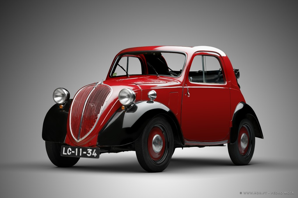 Fiat 500 Topolino (4)