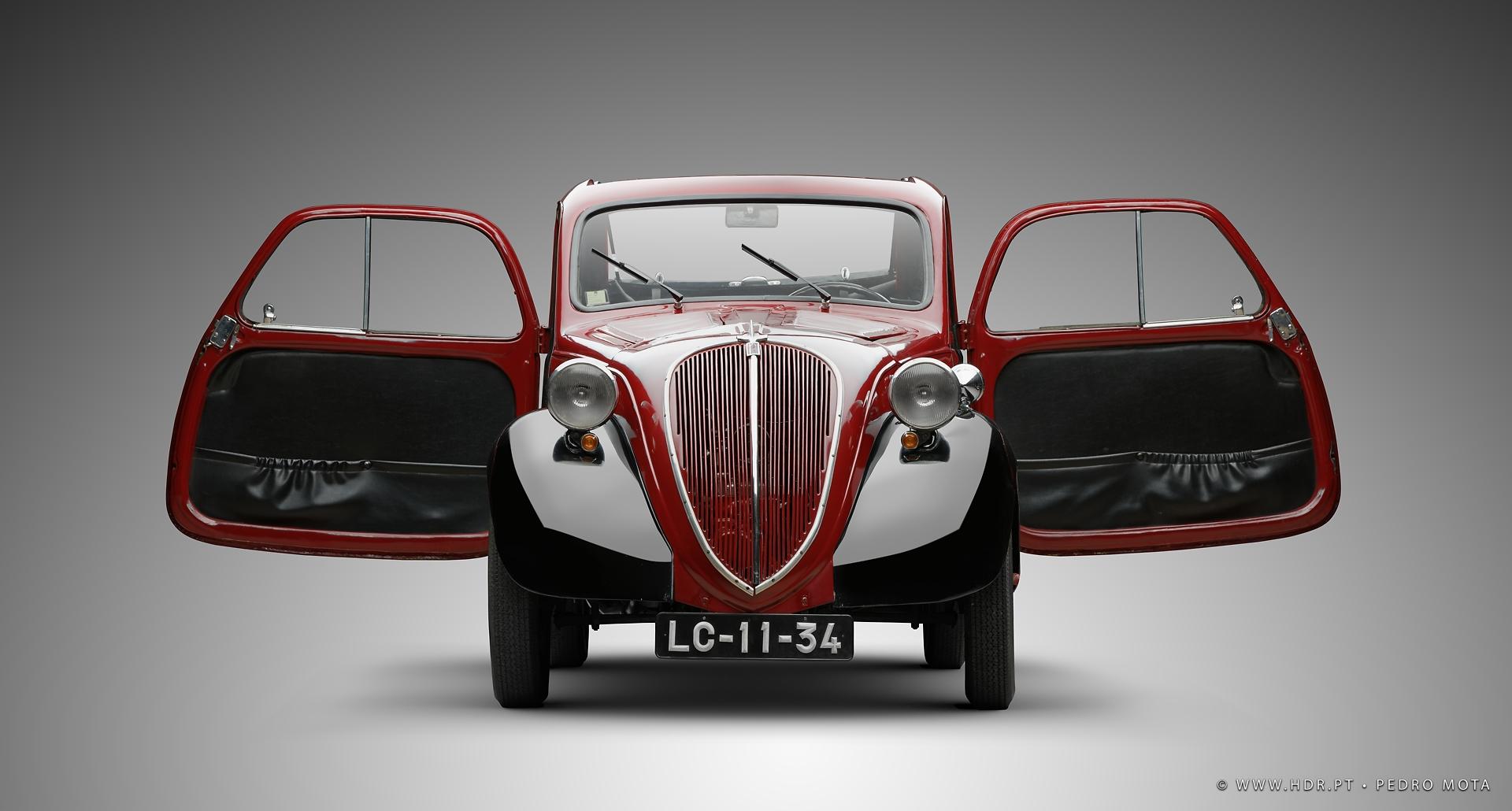 Fiat 500 Topolino (5)