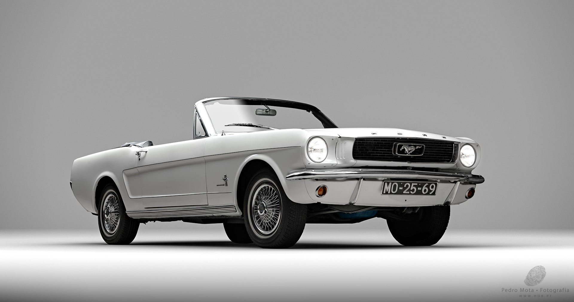 ford mustang 1964 1 2 pedro mota fotografia automotive fine art. Black Bedroom Furniture Sets. Home Design Ideas