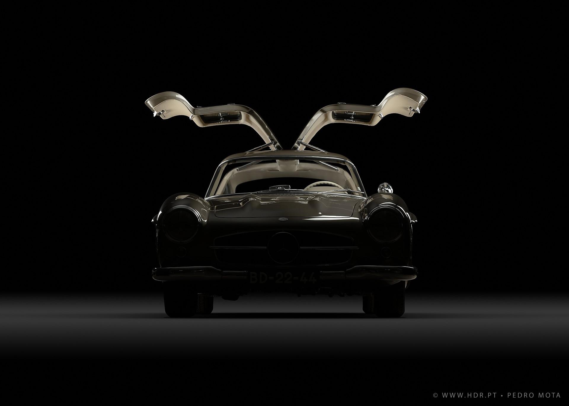 Mercedes 300 SL 001