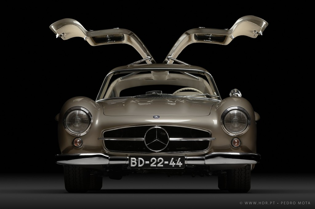 Mercedes 300 SL 002