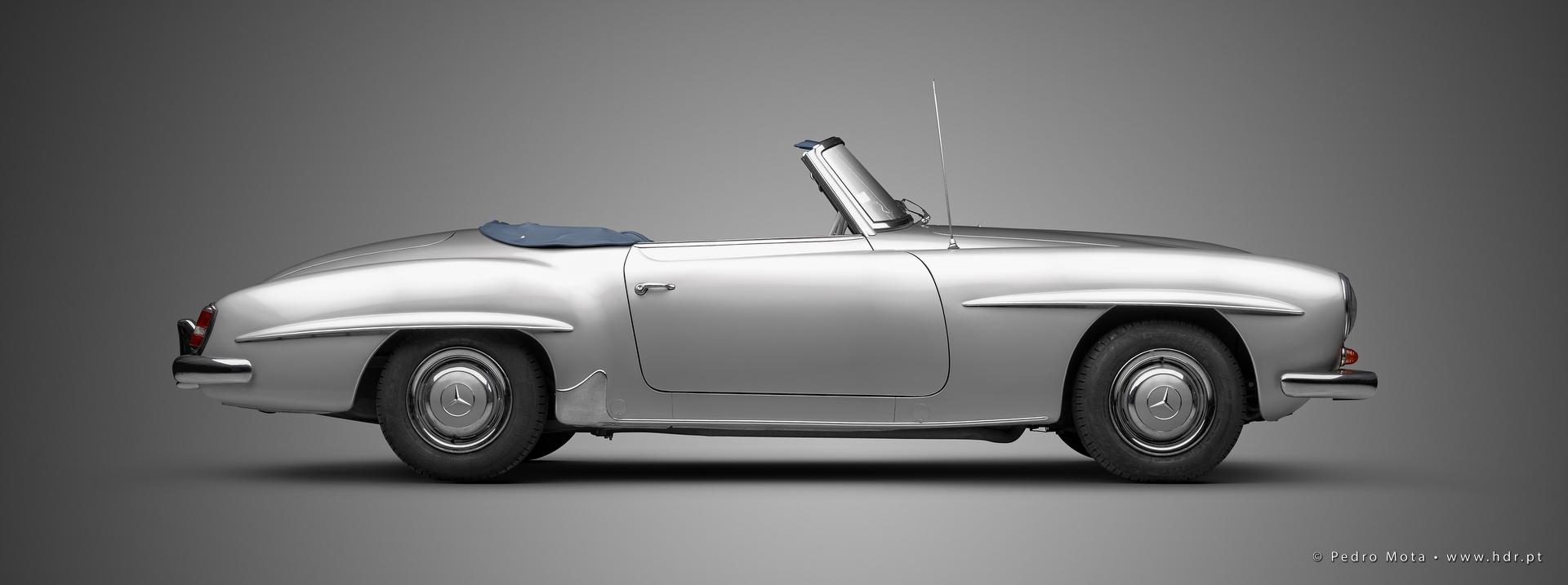 Mercedes benz 190 sl pedro mota fotografia automotive for Mercedes benz pt