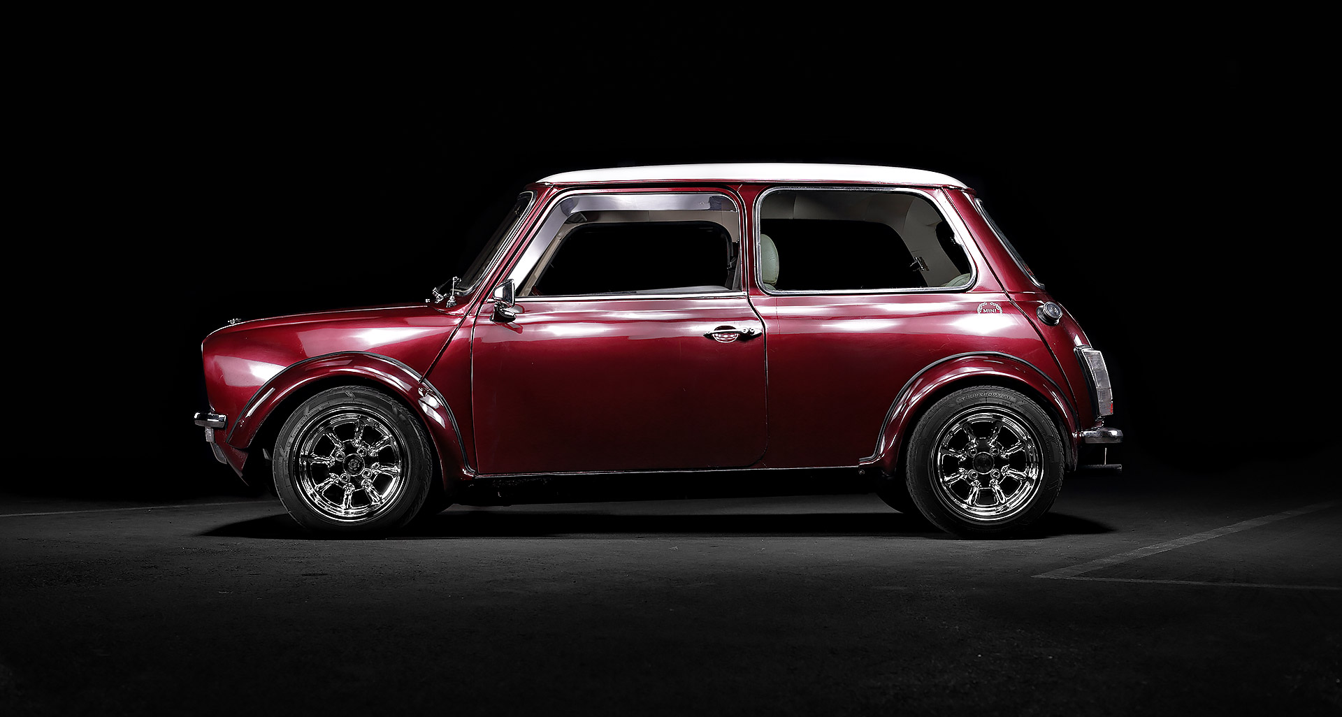 Mini Clubman 1100 Saloon