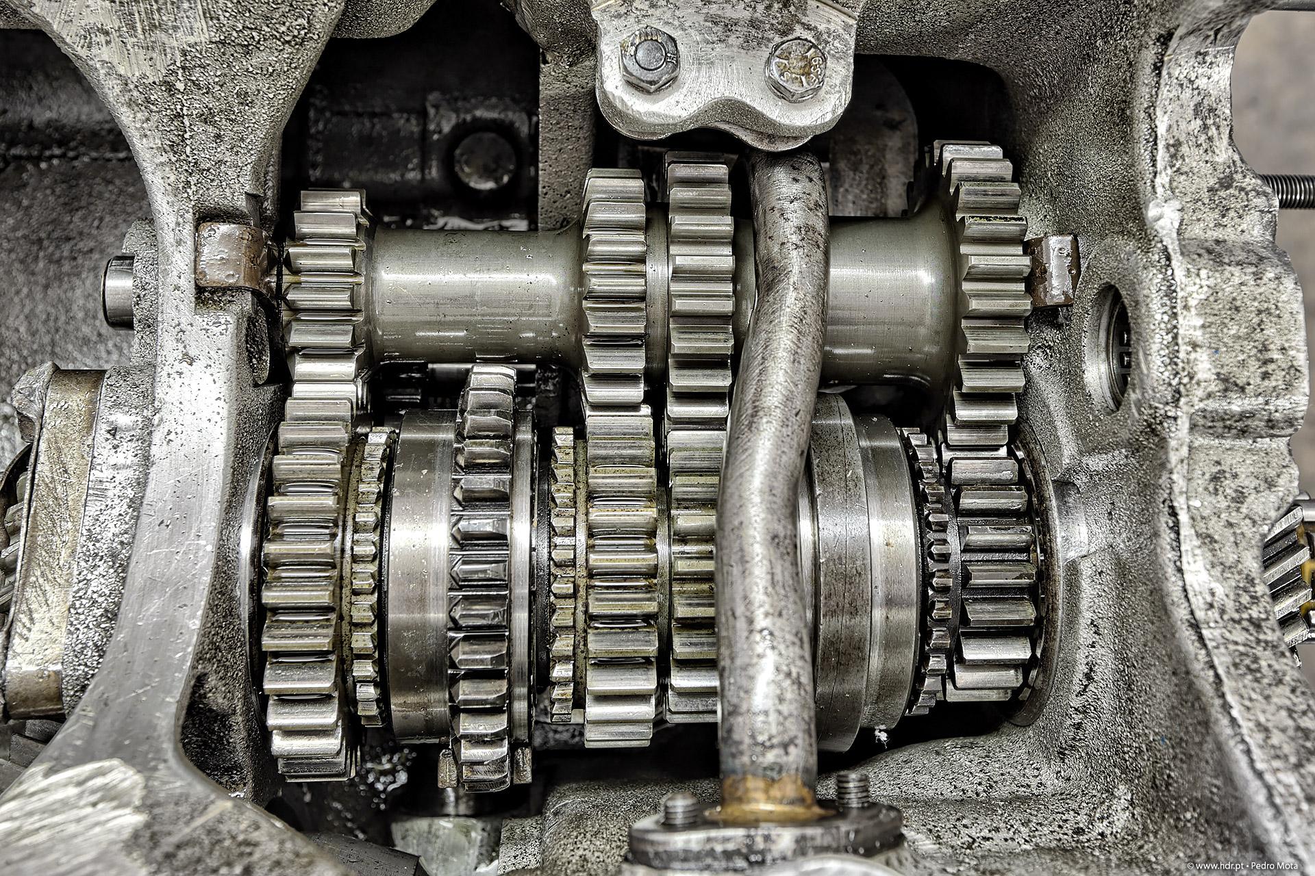 MIni 1275 GT Mechanic