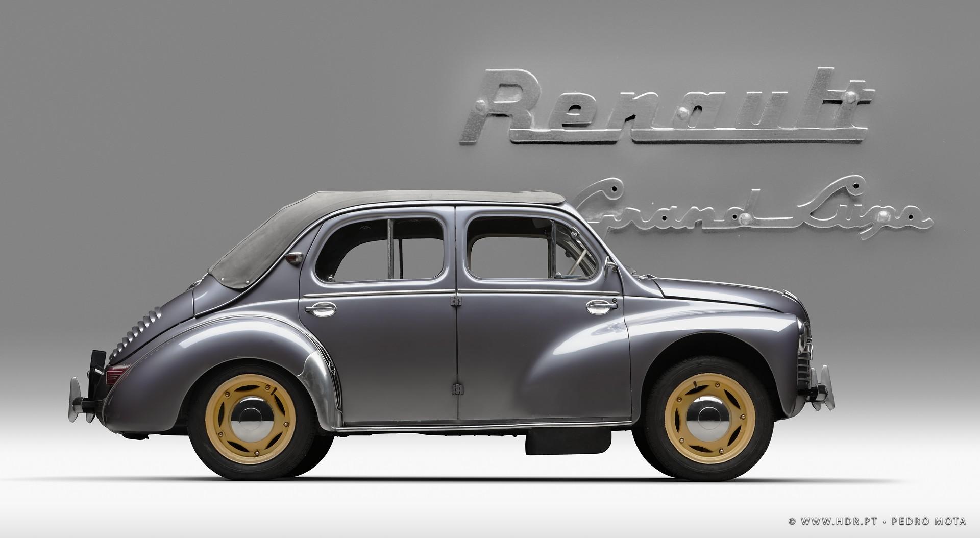 Renault 4cv Joaninha