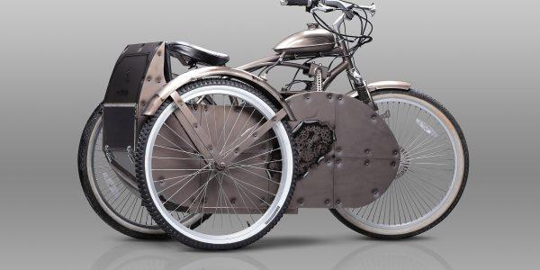 Moto e sidecar