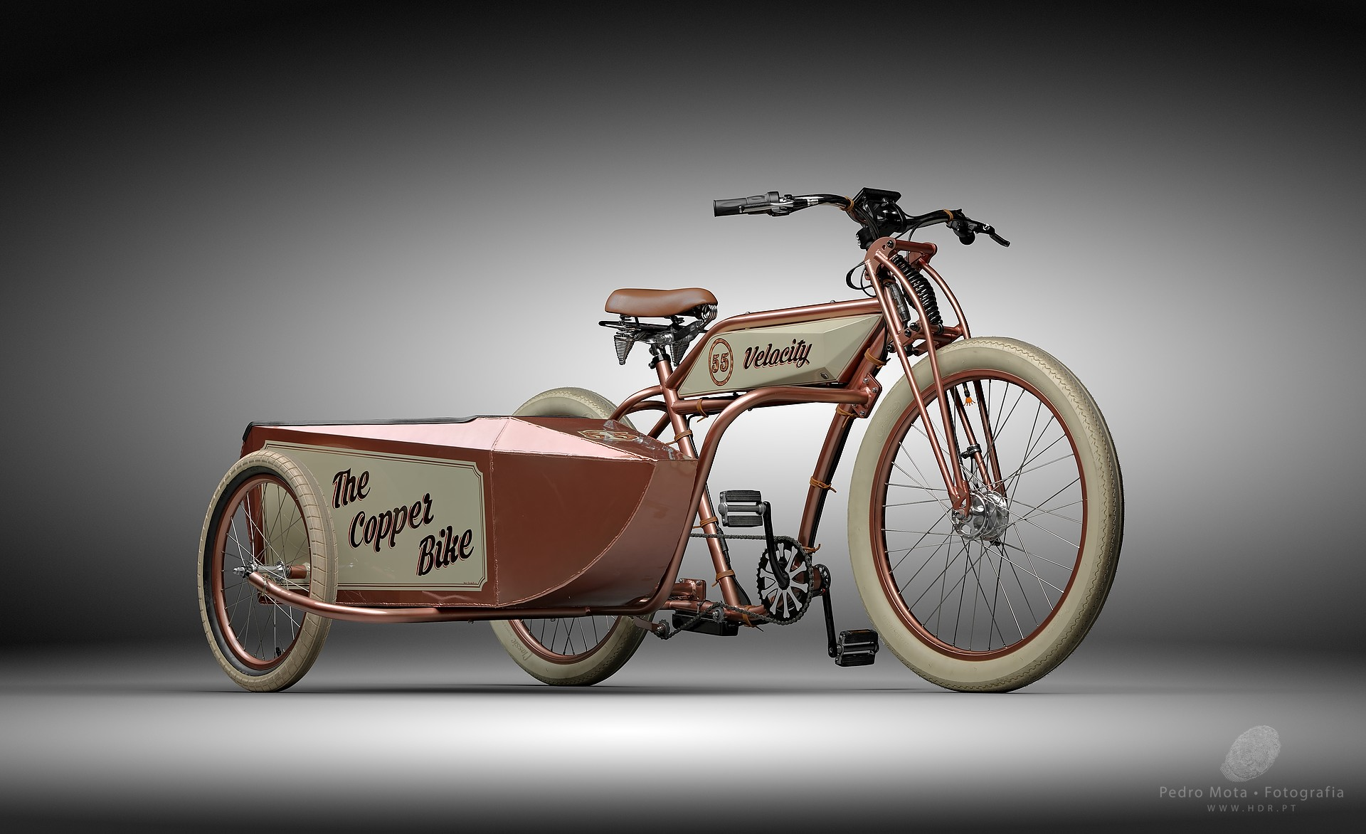 The Cooper Bike – Pedro Mota – Automotive Photography