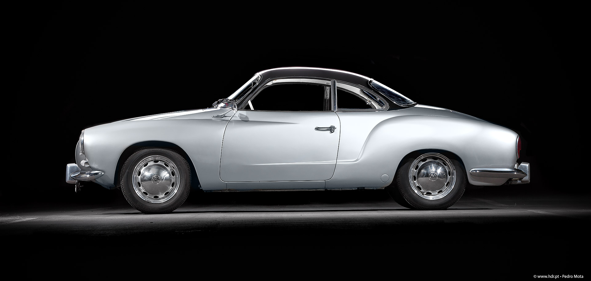 VW Karmann-Ghia Coupé