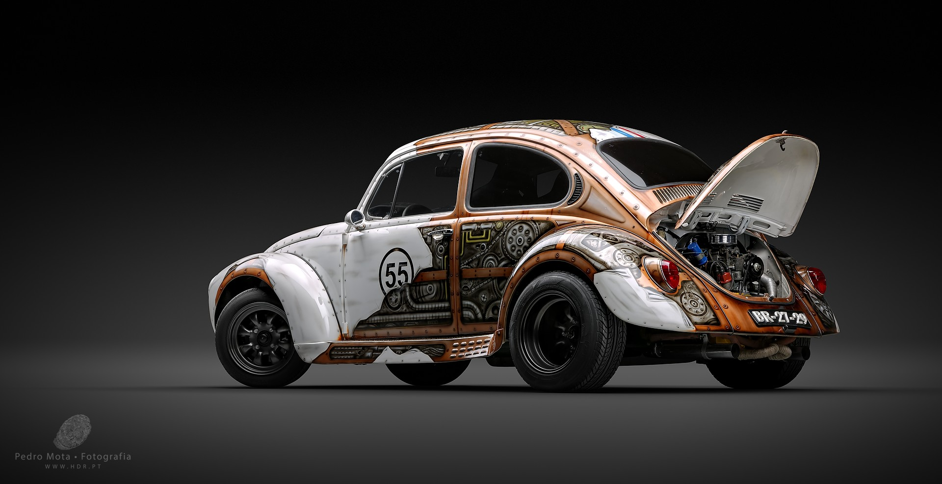 Volkswagen Beetle Kim – Pedro Mota – Automotive Photography