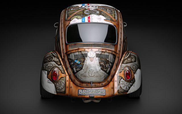 Volkswagen Beetle Kim – Pedro Mota – Automotive Photography
